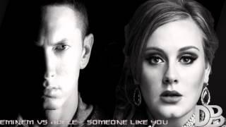Eminem Vs Adele   Someone Like You