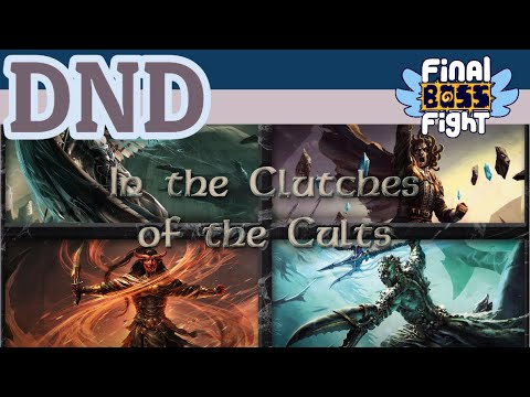 Video thumbnail for Dungeons and Dragons – In the Clutches of the Cult – Episode 40