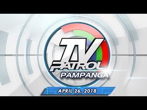 [ABS-CBN] TV Patrol Pampanga – Apr 26, 2018
