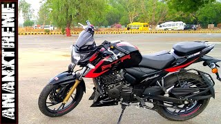 Apache 200 4V Race Edition Review  :-- Most Detailed Review Of TVS APACHE RTR 4V 2.0