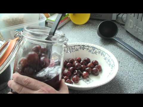 Video How to make cherry vodka