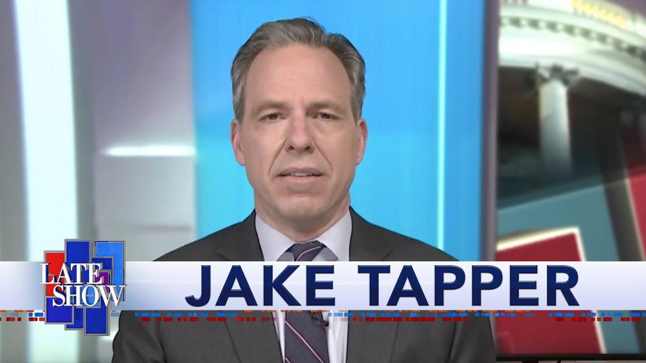 Jake Tapper: Trump's Downplaying Of The Coronavirus Gave Americans A False Sense Of Security thumbnail