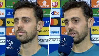 """""""We played a good game."""" Bernando Silva reflects on what could have been for Man City at PSG"""