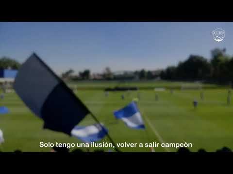 """""""Ella Me Levanto"""" Barra: La Sangre Azul • Club: Cruz Azul"""