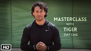 Masterclass with Tiger - Day One