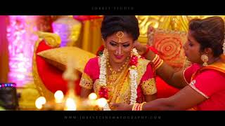 Aginish + Suganthi - Cinematic Wedding Highlight by Jobest