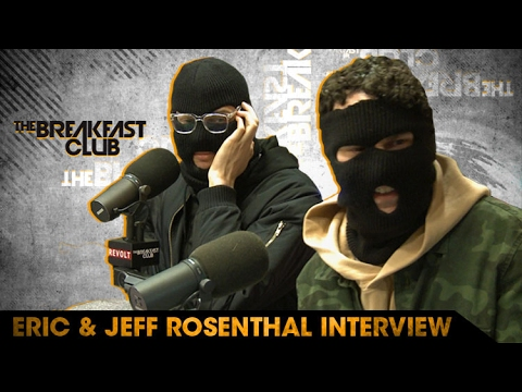 Eric & Jeff Rosenthal Talk Their Unconventional Interviews, Hip Hop Sketch Comedy & More