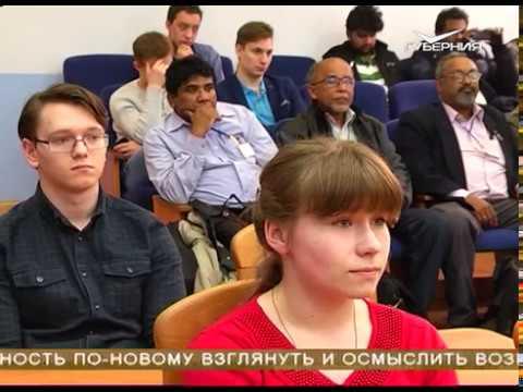 Космонавт Сергей Авдеев встретился со студентами Самарского университета