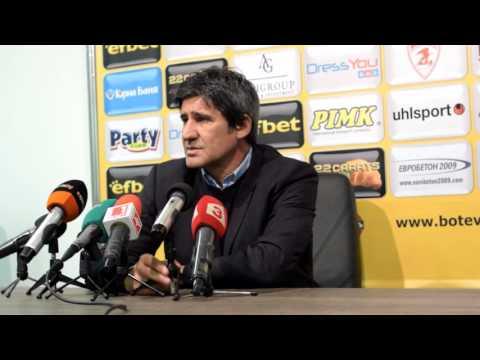 Николай Костов: В отбора ни вече има колектив