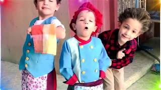 Junior Express-Mexico, canciones-Topa y Rulos-La Experiencia-Niños Reyes