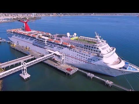 Carnival Cruise Inspiration – Ensenada Mexico Vacation 2018 Trip Highlights (HD)