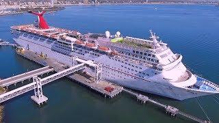 Carnival Cruise Inspiration - Ensenada Mexico Vacation 2018 Trip Highlights (HD)