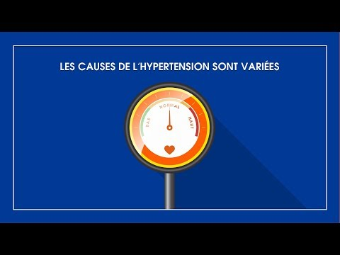La norme nationale pour le traitement de lhypertension