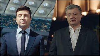 СМИ: двателеведущих будут модерировать дебаты Порошенко иЗеленского настадионе&nbsp