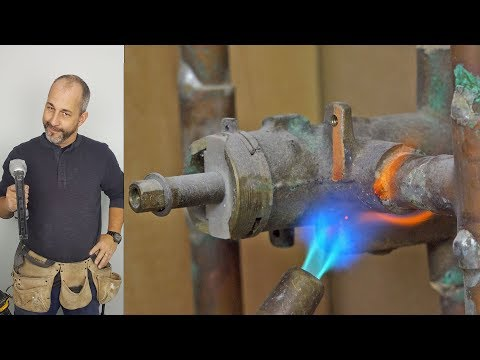 Replace the Valve and Save the Plumbing!