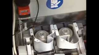Brandt Model Optimat KDF 640 Edgebander Demo - RT Machine