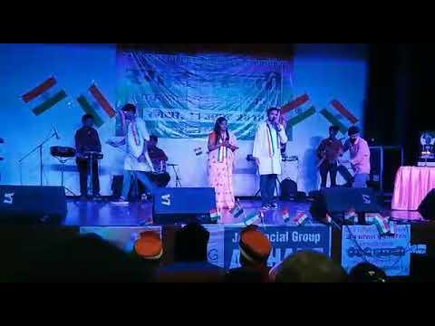 Aye Watan tere liye live by Sunny Jain