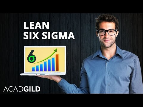 What is Lean Six Sigma? | Six Sigma Certification Online - YouTube