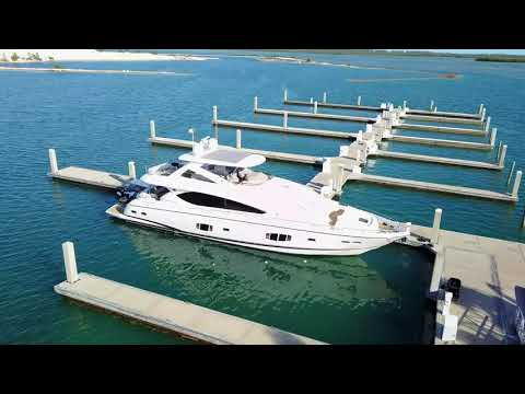 Sunseeker 88 Yacht video