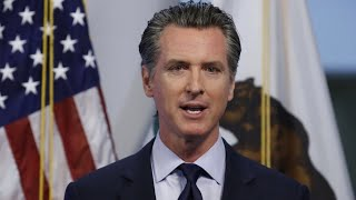 WATCH: California Governor Gavin Newsom provides update on protests across the state