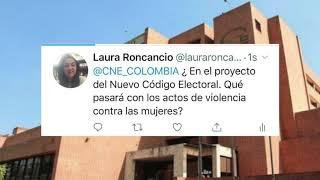 Código Electoral.