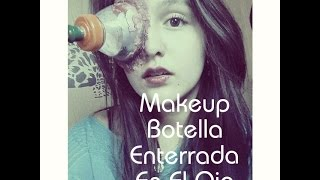 preview picture of video 'Botella Enterrada En El ojo Hallowen tutorial makeup'
