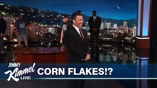 Behind the Scenes with Jimmy Kimmel & Audience (New Euphemism for White People)