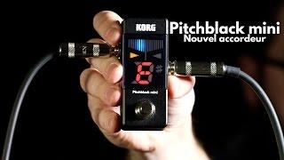 Korg Pitchblack Mini - Video