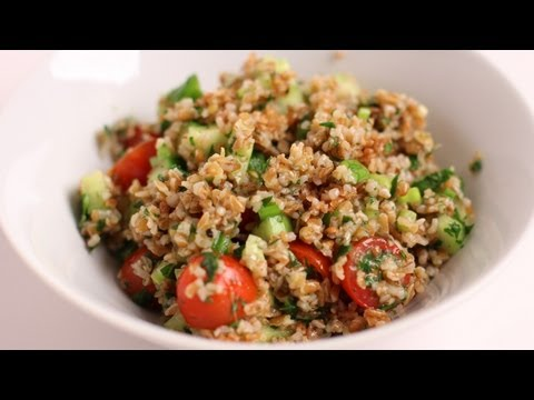 Tabouleh Salad Recipe – Laura Vitale – Laura in the Kitchen Episode 374