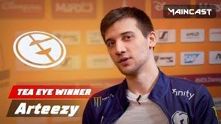 Tea Eye Winner - Arteezy