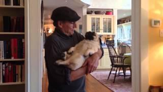 James Says Goodbye to Ting
