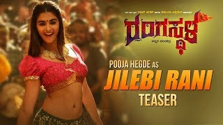 gratis download video - Dream Girl Pooja Hegde as Jilebi Rani - Rangasthala Kannada Movie | In Theatres from July 12th