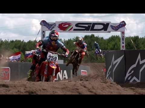KTM MXGP trio Battle in Lommel #DontCrackUnderPressure