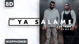 8D AUDIO | Luciano & Samra   Ya Salame