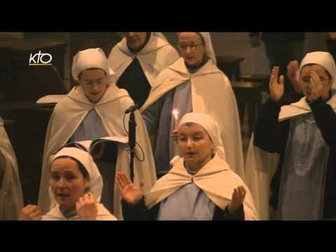 Vêpres et Eucharistie du 5 mars 2016
