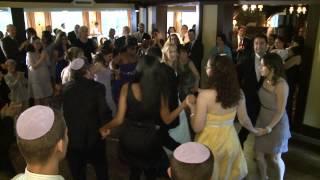 Traditional Dance A Jewish Wedding Reception North York GTA Best Wedding Videographer Photographer