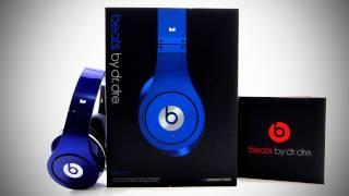 Beats By Dr Dre Beats Studio Unboxing - Blue (Colors) thumbnail