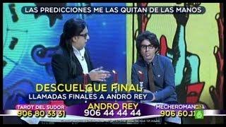 """En El Aire - """"Máxima Videncia En Este Momento, Andro"""""""