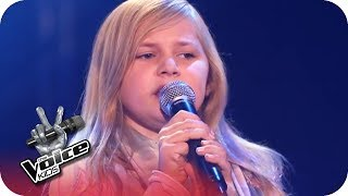 Yvonne Catterfeld - Für Dich (Mia) | Blind Auditions | The Voice Kids 2016 | SAT.1