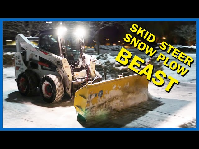 Sno Blade in Action