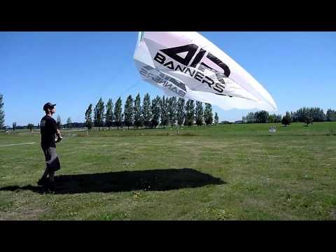 Air Banners by Kite
