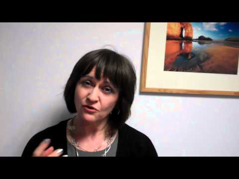 Alison Byrne talks about different types of healing that she offers.