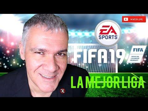 La MEJOR LIGA de FIFA 19 en DIRECTO y en ESPAÑOL