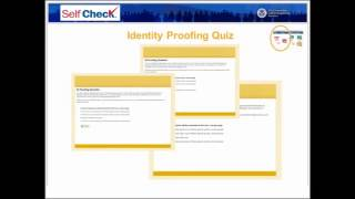 Self Check E-Verify Demonstration