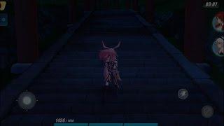 Honkai impact 3 (崩壊3rd) - Sakura Yae test
