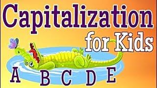 Capitalization for Kids