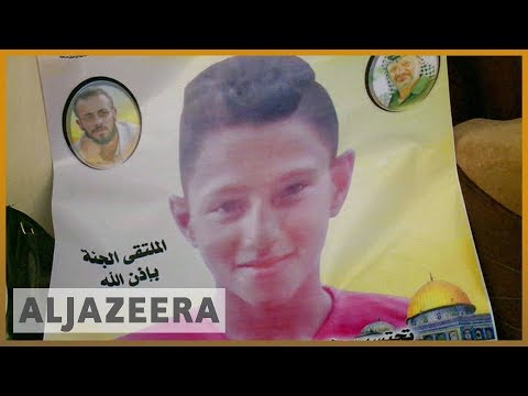 🇵🇸 Mother of killed Palestinian youth: 'How could he pose a threat?' | Al Jazeera English