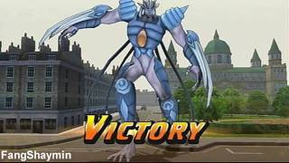 Bakugan: Battle Brawlers Wii - Example Battle - Most Popular