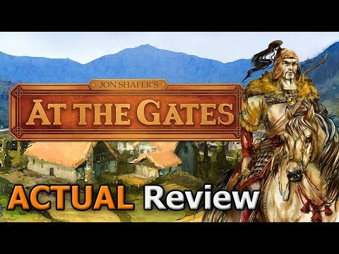Jon Shafer's At the Gates (ACTUAL Game Review) video thumbnail