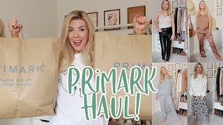 PRIMARK HAUL! WINTER | COSY PIECES & LOUNGEWEAR! | KATE MURNANE